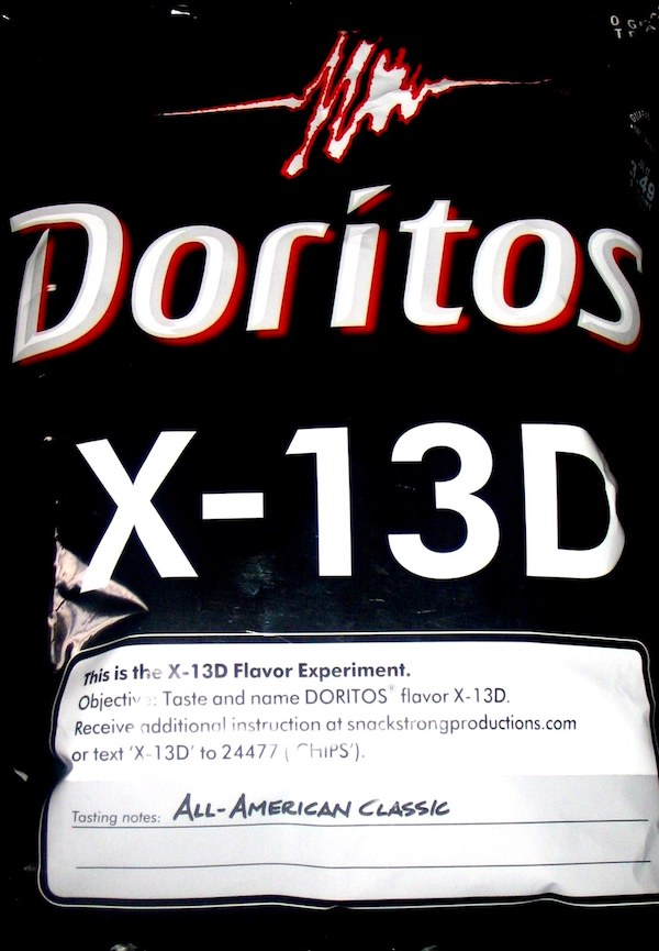 Top 5 Doritos Flavors - X13D