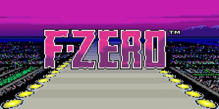 Super Nintendo best games - F-Zero