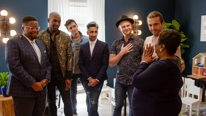 Top 5 Episodes of Netflix's Queer Eye - god bless gay