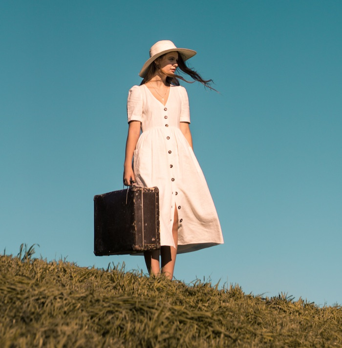 Top 5 Fashion Essentials For The Summer - breezy Cotton Dress