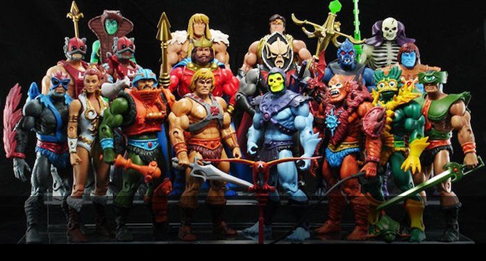 Top 5 He Man Figures of the '80s