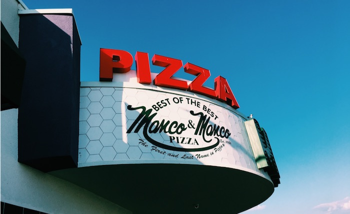 Manco and Manco Pizza