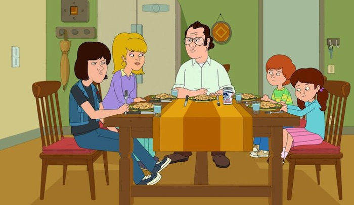 Top 5 Must Watch Adult Cartoons - F Is For Family