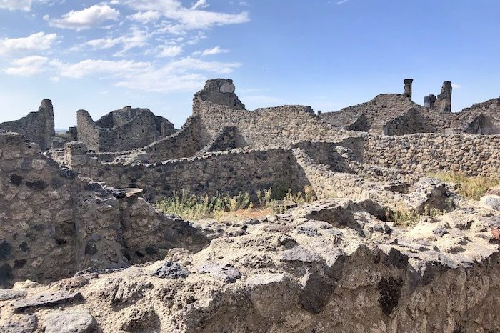 Top 5 Reasons to Visit Pompeii - History