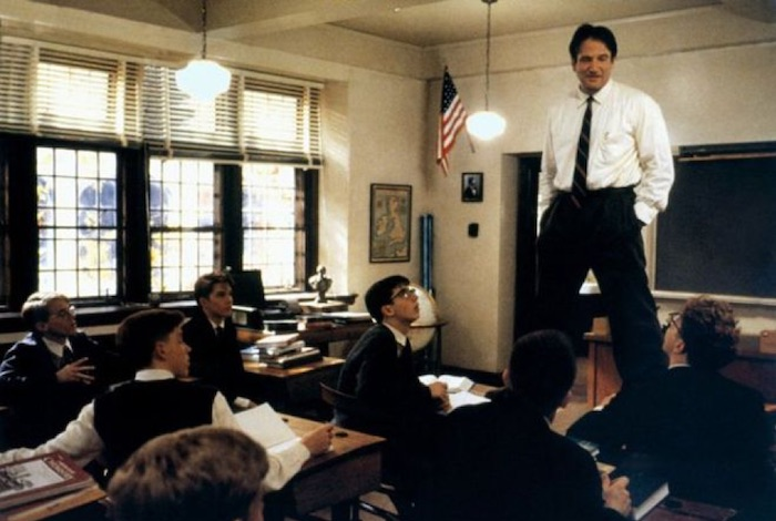 Top 5 Robin Williams Movies - Dead Poets Society