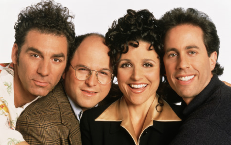 Top 5 Seinfeld Characters