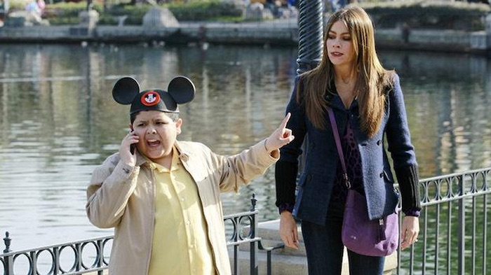 Top 5 TV Shows That Visited Disney Parks - Modern Family