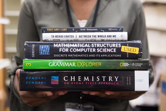 Top 5 Tips for Recent College Graduates as Summer Ends - donate books