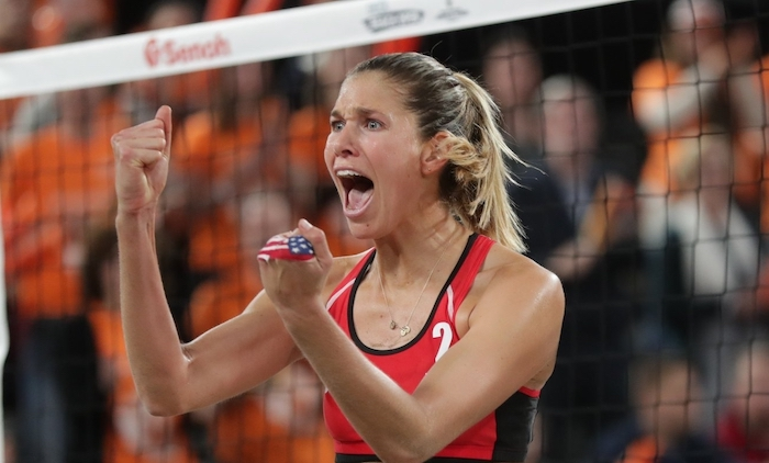 Top 5 Women Beach Volleyball Players - Alix Klineman