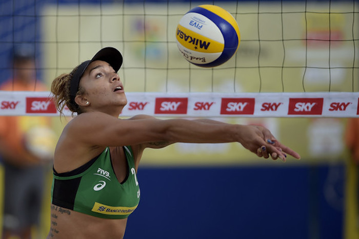 Top 5 Women Beach Volleyball Players - Bradie Wilkerson