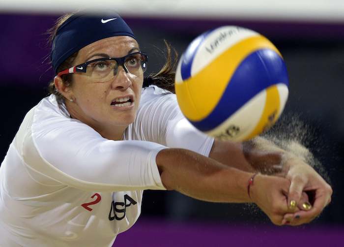 Top 5 Women Beach Volleyball Players  - Misty May Treanor