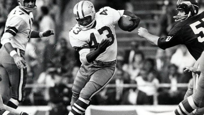 Top 5 all time rushing yards leaders Dallas Cowboys - Don Perkins