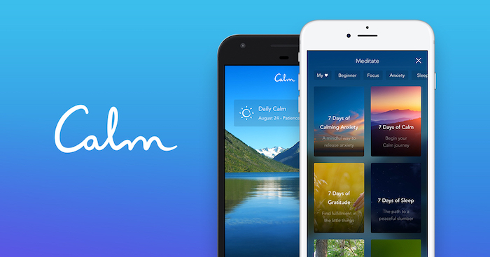 Top 5 Free Lifestyle Apps You Need Right Now - calm app