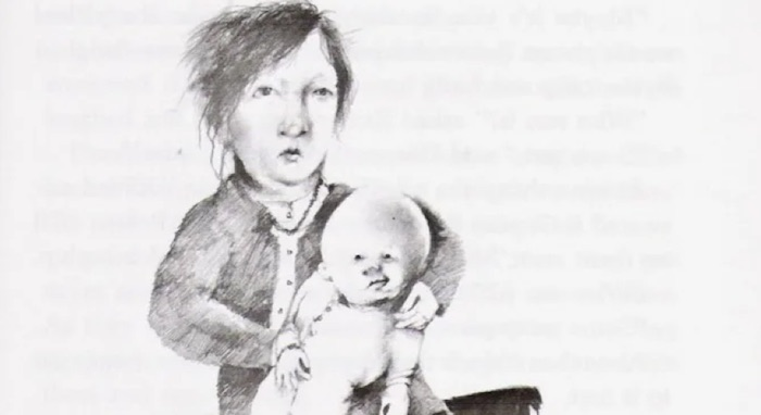 Scary Stories to Tell in the Dark Books - The Babysitter