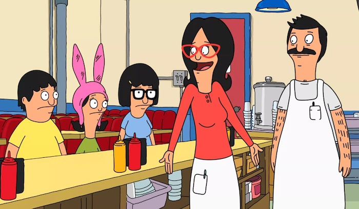 Top 5 Cartoons About Family - Bobs Burger