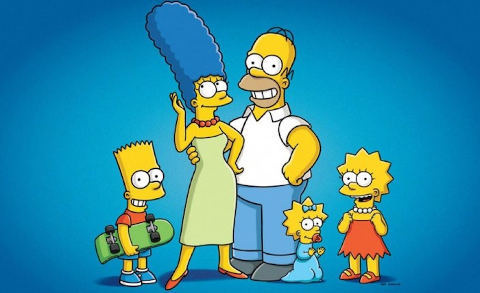 Top 5 Cartoons About Family - The Simpsons