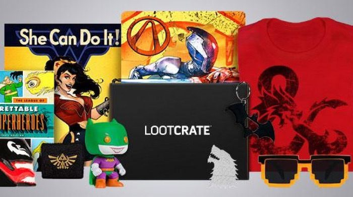 Top 5 Pop Culture Subscription Boxes - Loot Crate