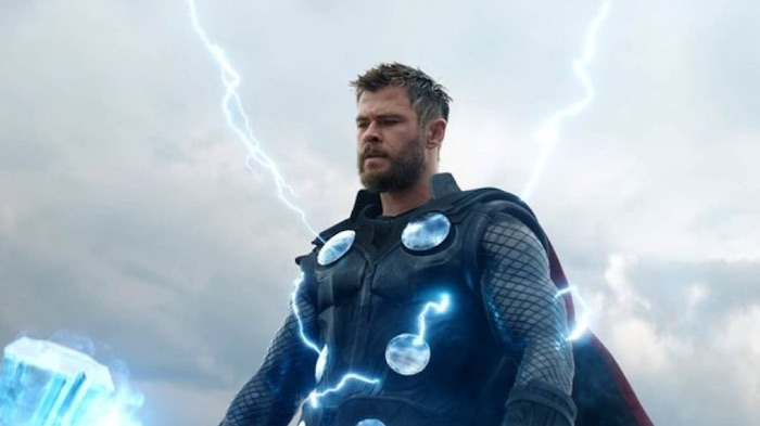 Thor tries to save his mother