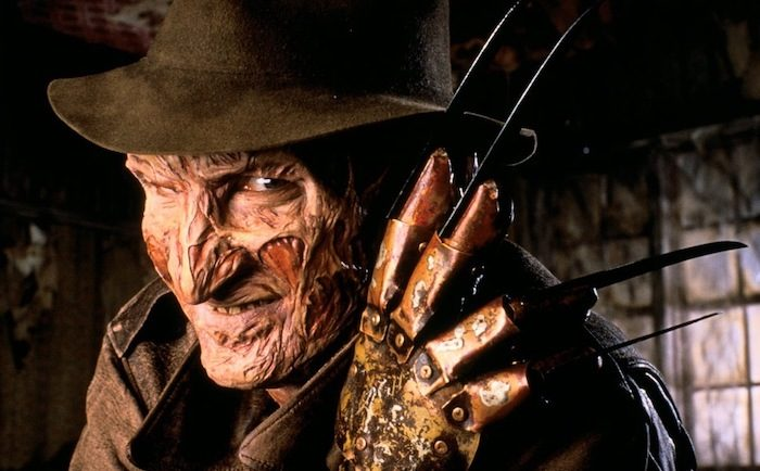 Horror Movie Villains - Freddy Krueger