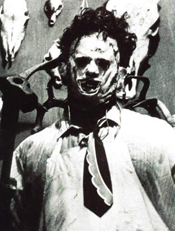Horror Movie Villains - Leatherface
