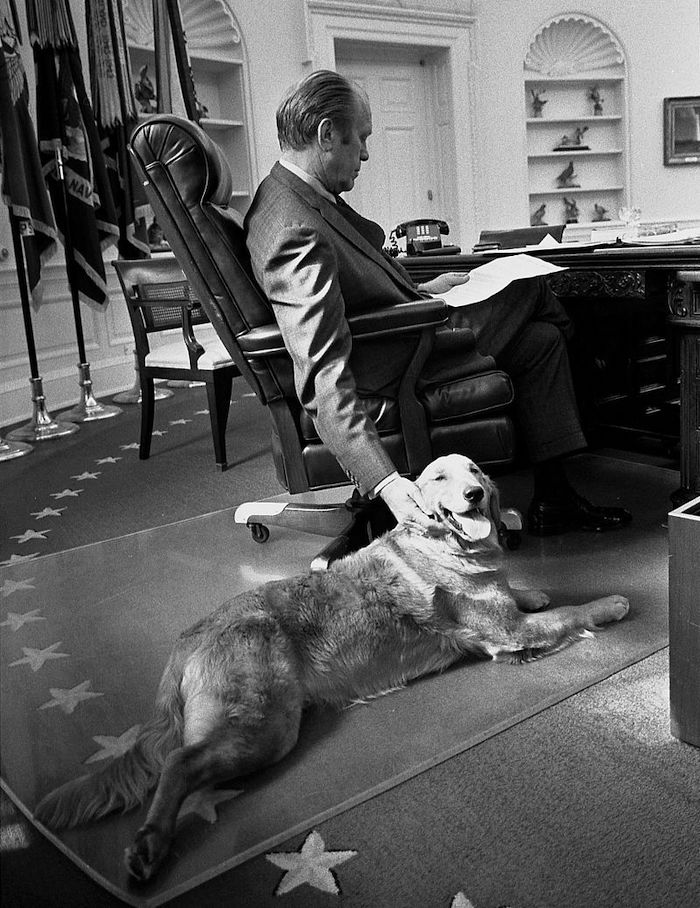 Top 5 Presidential Pets - Liberty