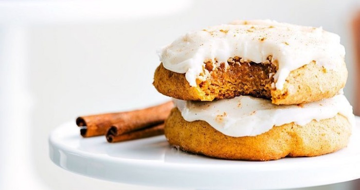 Top 5 Pumpkin Recipes To Get You In The Fall Mood - Pumpkin Cookies