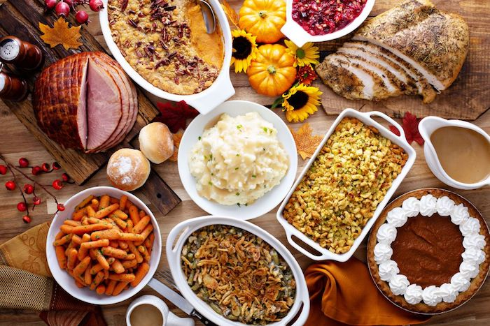 Top 5 Reasons why Thanksgiving Should Be Your Favorite Holiday - Food