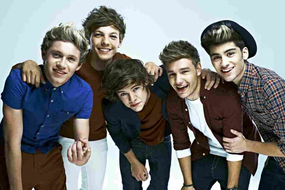 Top 5 Solo Songs From One Direction