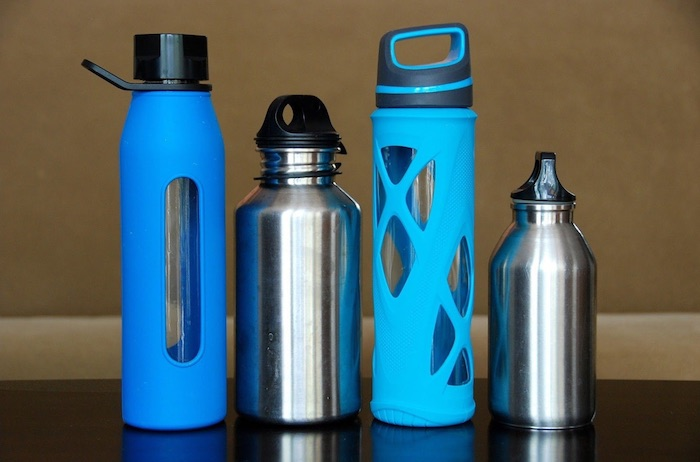 Top 5 Ways to Use Less Plastic - Water Bottles