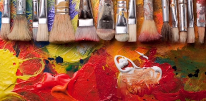 Top 5 Do It Yourself Party Ideas - Art Party
