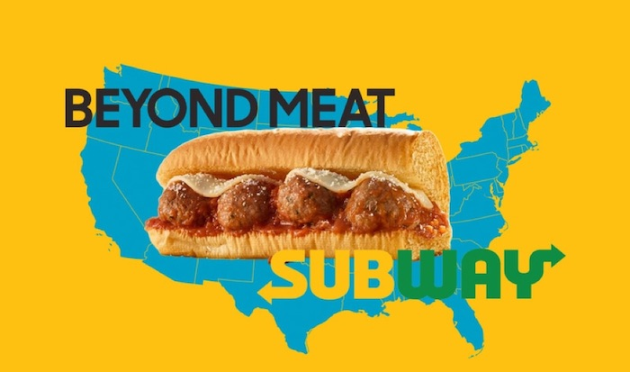 Top 5 Fast Food Chains Offering New Vegan Food - Subway