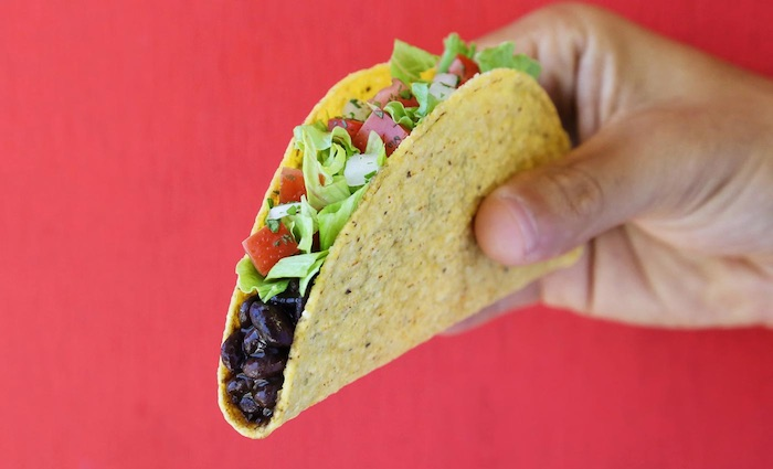 Top 5 Fast Food Chains Offering New Vegan Food - Taco Bell