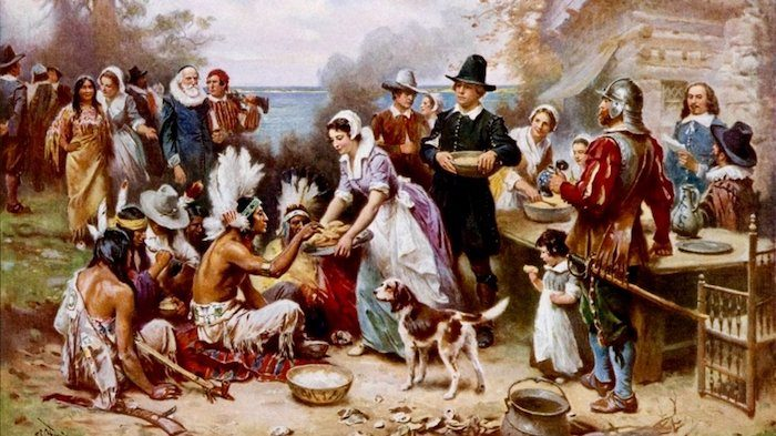 Top 5 Foods Served At The First Thanksgiving