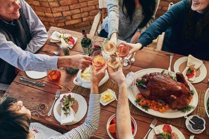 Top 5 Questions You Will Probably Get Asked on Thanksgiving