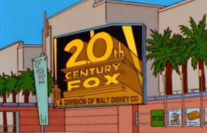 Disney Owning Fox