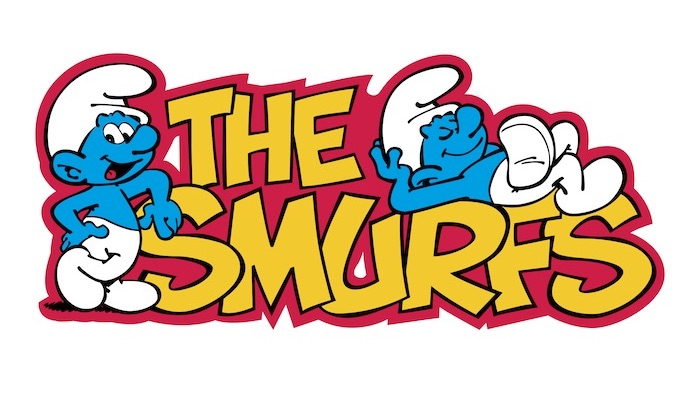 Top 5 Hanna Barbera Cartoons - Smurfs