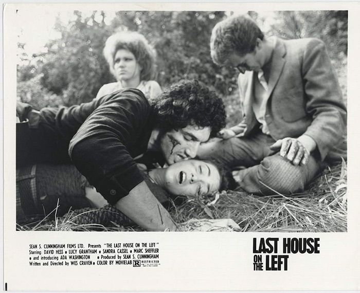 Top 5 Best Wes Craven Movies - Last House On The Left
