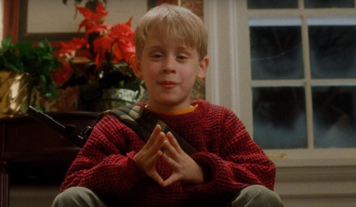 Top 5 Christmas Movies - Home Alone