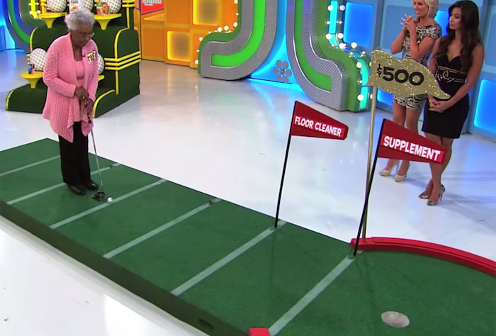 Top 5 Games on The Price is Right - Hole in One