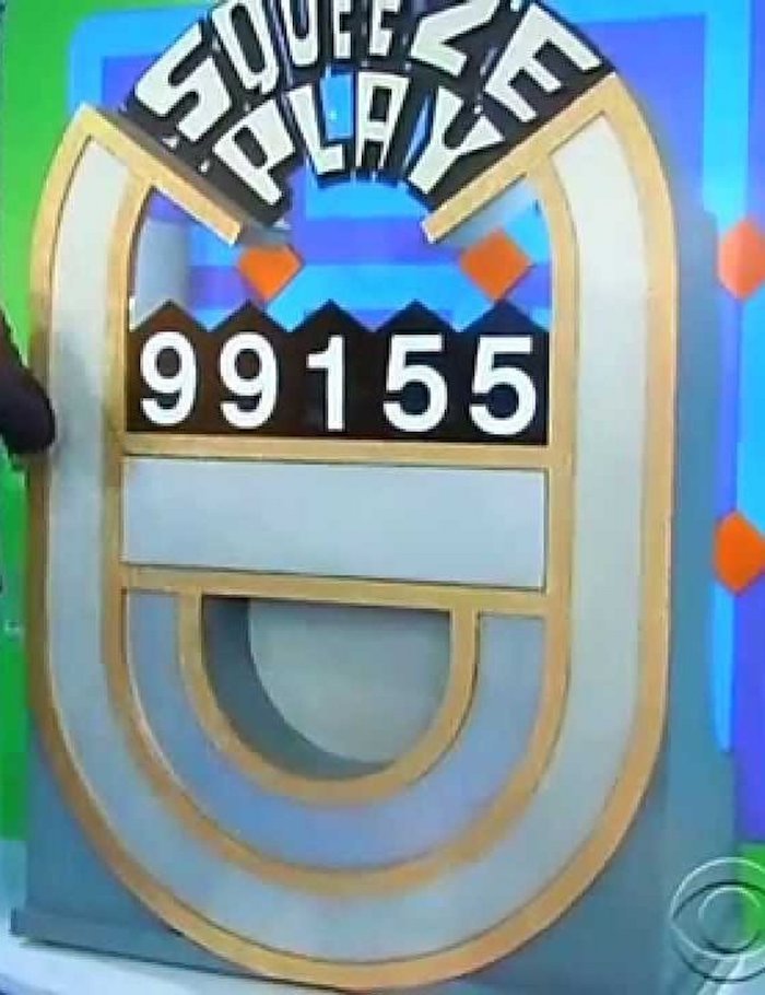Top 5 Games on The Price is Right - Squeeze Play