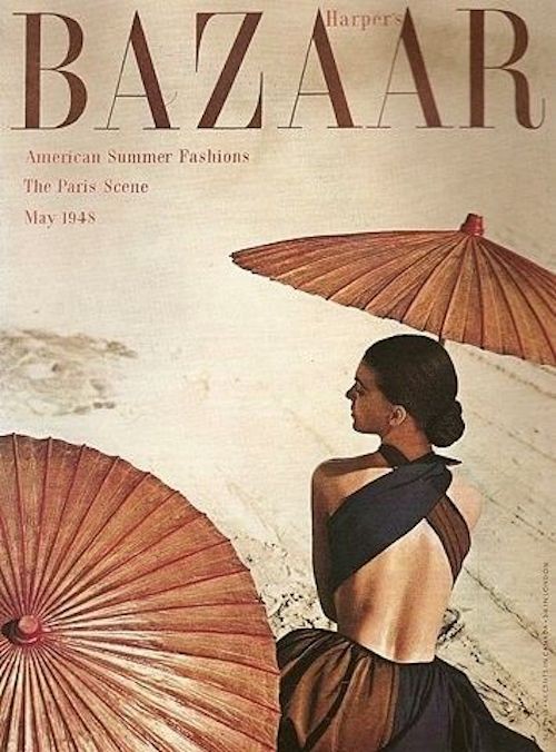 Top 5 Harper's Bazaar Magazine Covers - May 1948