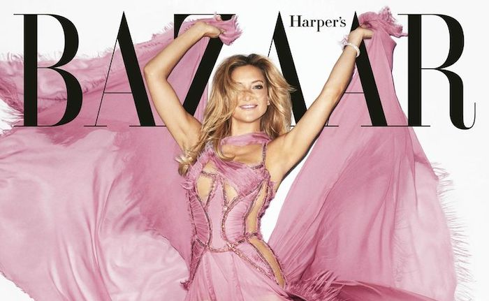 Top 5 Harper's Bazaar Magazine Covers