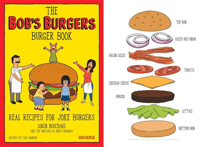 Top 5 Perfect Gifts for Your Roommate - bob's burgers cookbook