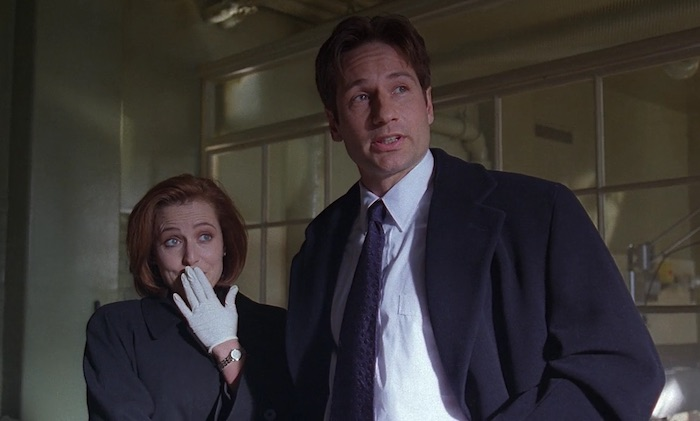 Top 5 Best Episodes of the X-Files - Bad Blood