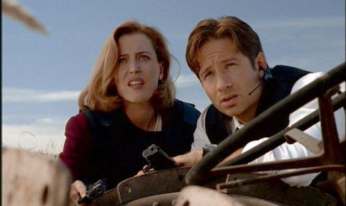 Top 5 Best Episodes of the X-Files - Home