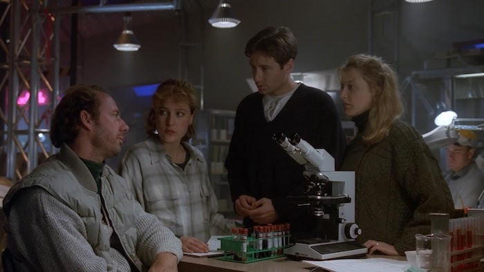 Top 5 Best Episodes of the X-Files - Ice