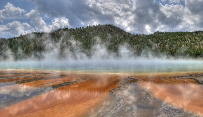 Top 5 Breathtaking National Parks to Visit this Winter - Yellowstone