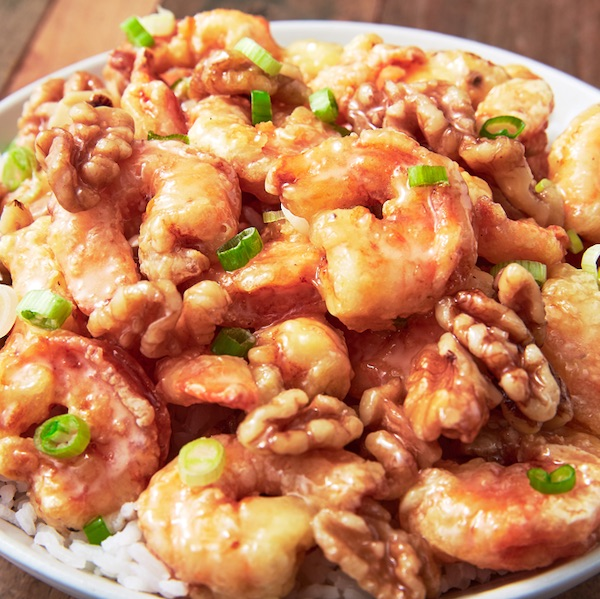 Top 5 Copycat Recipes That are Better Than the Real Thing - Panda Express honey walnut shrimp