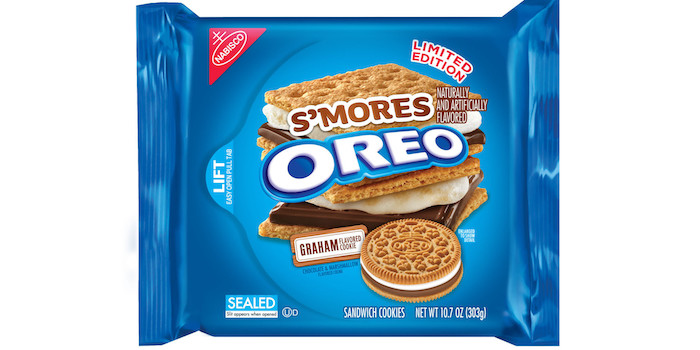 Top 5 Flavors of Oreo Cookies - Smores