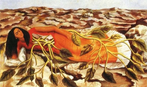 Top 5 Frida Kahlo Paintings - Roots